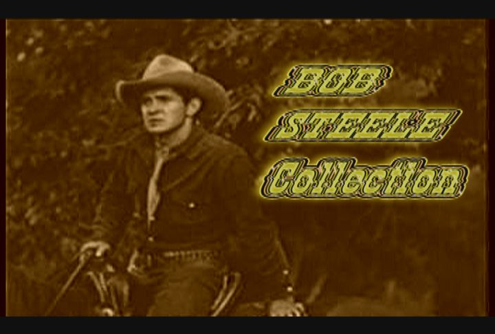 Bob Steele Super Pack 8 DVD ~ 33 Great Westerns