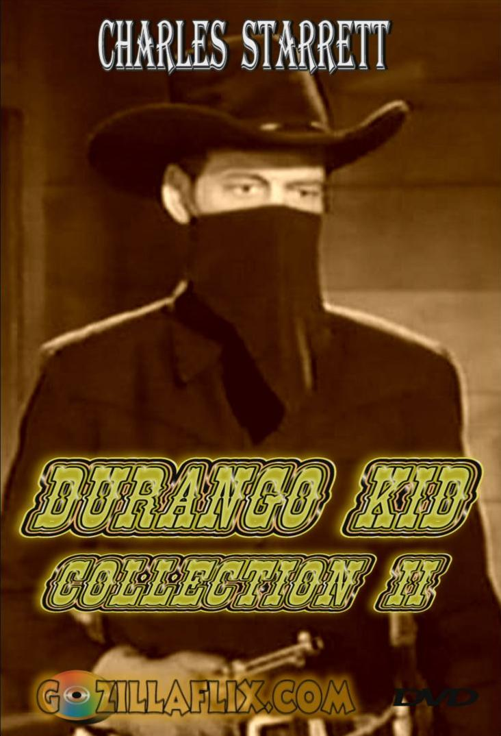 Durango Kid Collection II ~ 10 Great Westerns 2 DVD