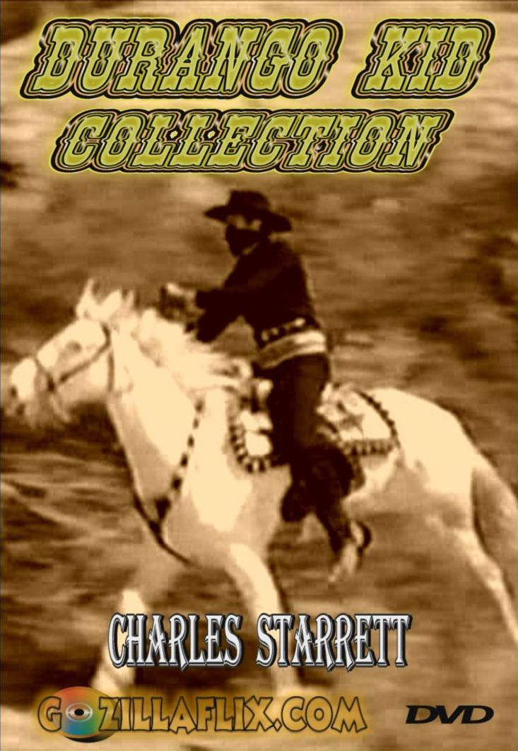 Durango Kid Collection I ~ 10 Great Westerns 5 DVD