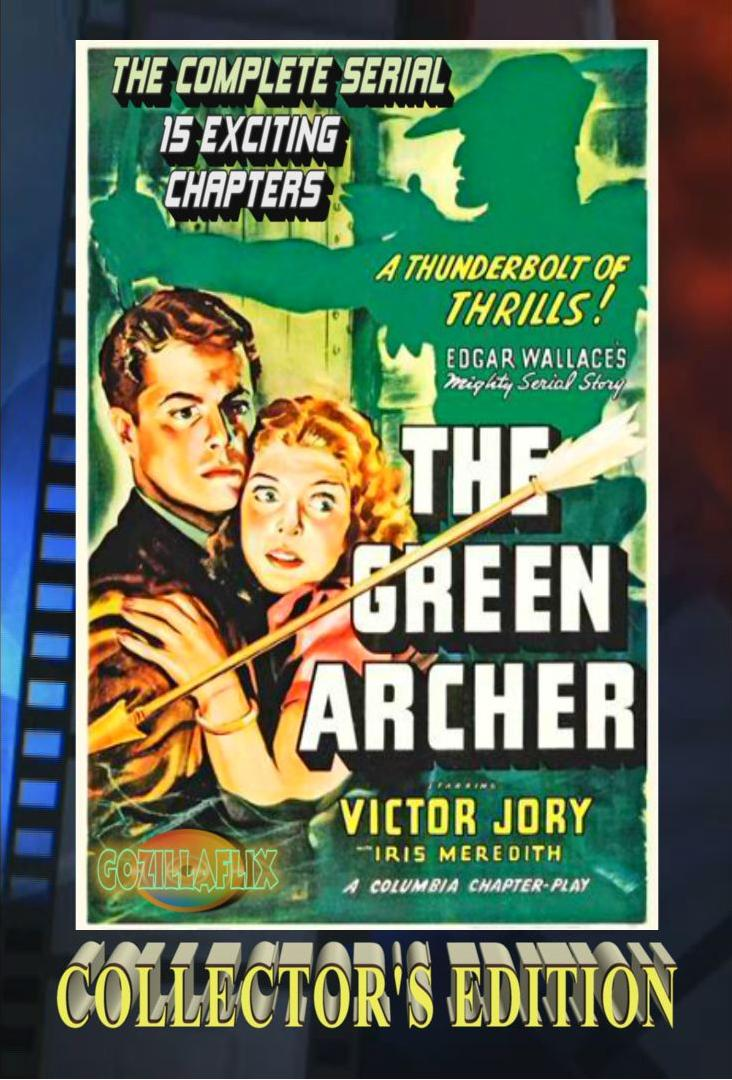 The Green Archer Collector's Edition