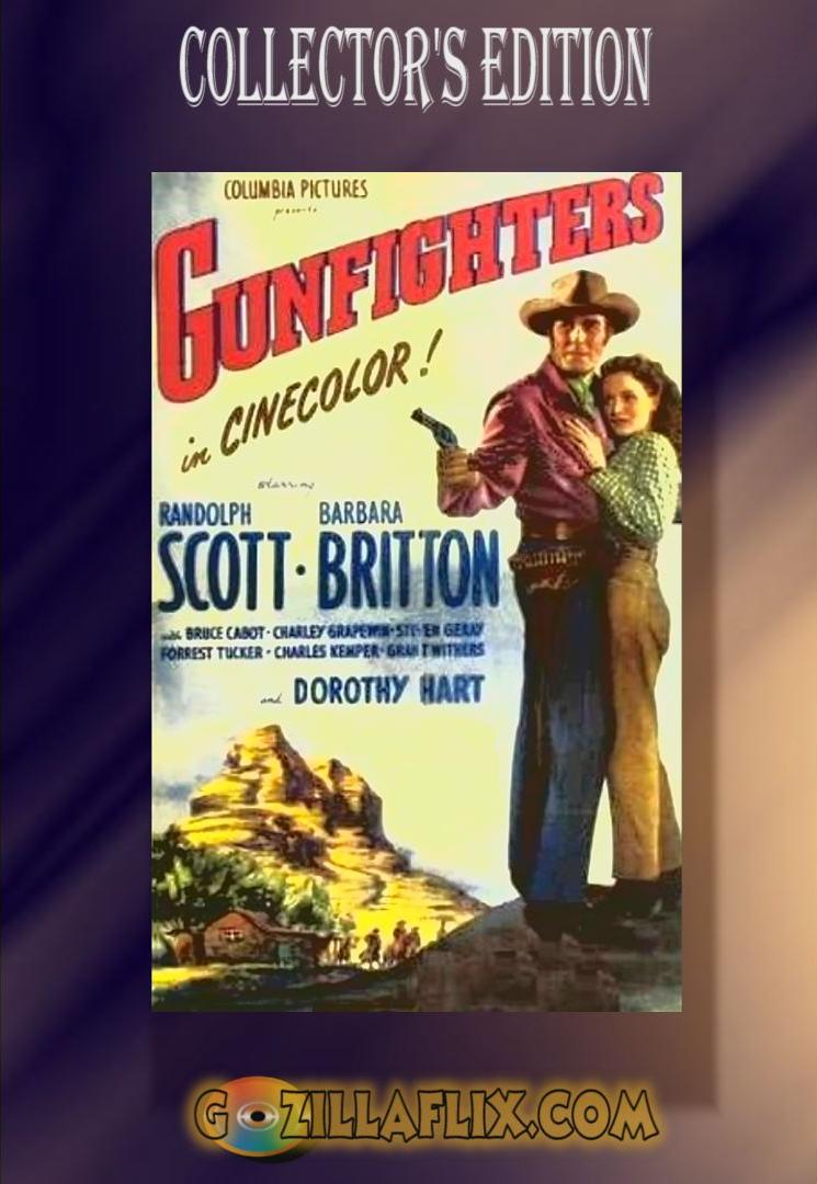 Gunfighters Collector Edition ~ Randolph Scott