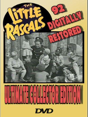 Little Rascals Ultimate Collector Edition 92 Digitally Restored