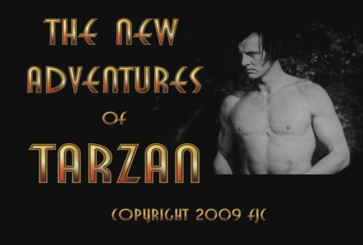 The New Adventures of Tarzan Herman Brix