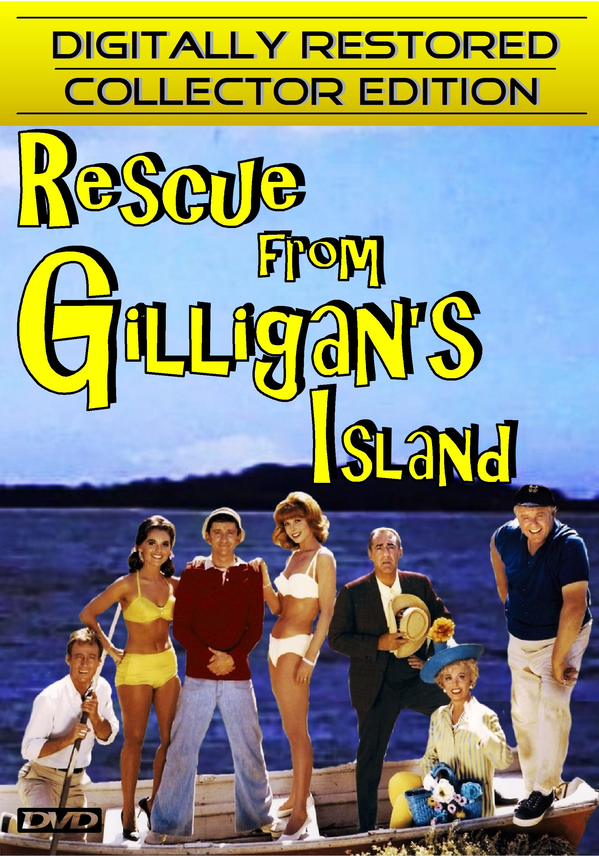 Rescue from Gilligan's Island DIGITALLY RESTORED
