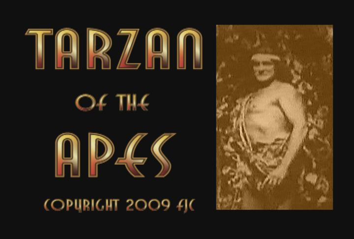 Tarzan of the Apes starring Elmo Lincoln