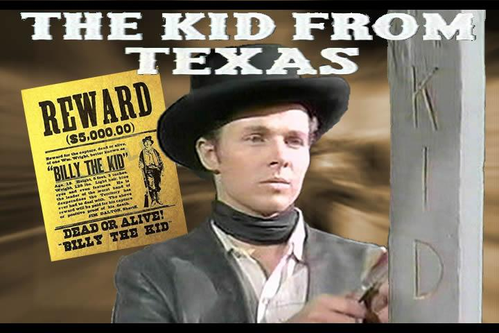 Audie Murphy ~ The Kid From Texas